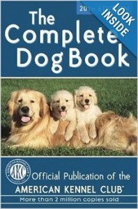 The AKC Complete Dog Book is an excellent reference for looking at photographic and text descriptions of various dog breeds.