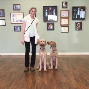 Elizabeth- Cooper and Lilly- Resolving On-leash Reactivity