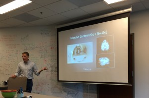 The Dog Project- Greg Presents to our ONR Program Manager
