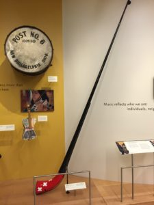 "Phoenix, Arizona- As the exhibit states, ""Music reflects who we are."" The Musical Instrument Museum does a brilliant job of showing how music reflects culture and how culture reflects music."